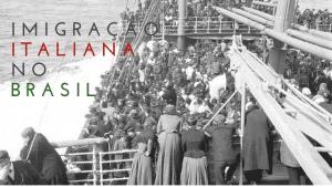 Imigração italiana no Brasil: onde é possível encontrar informações?