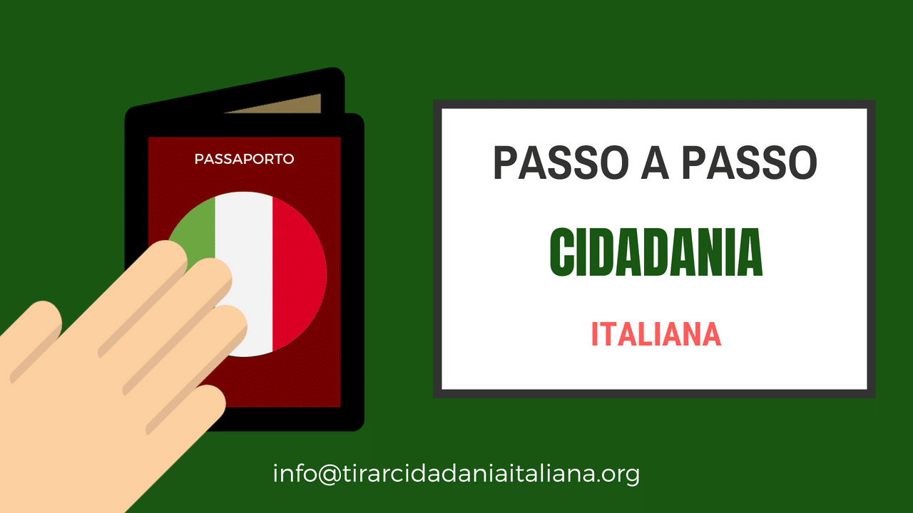 Cidadania Italiana passo a passo