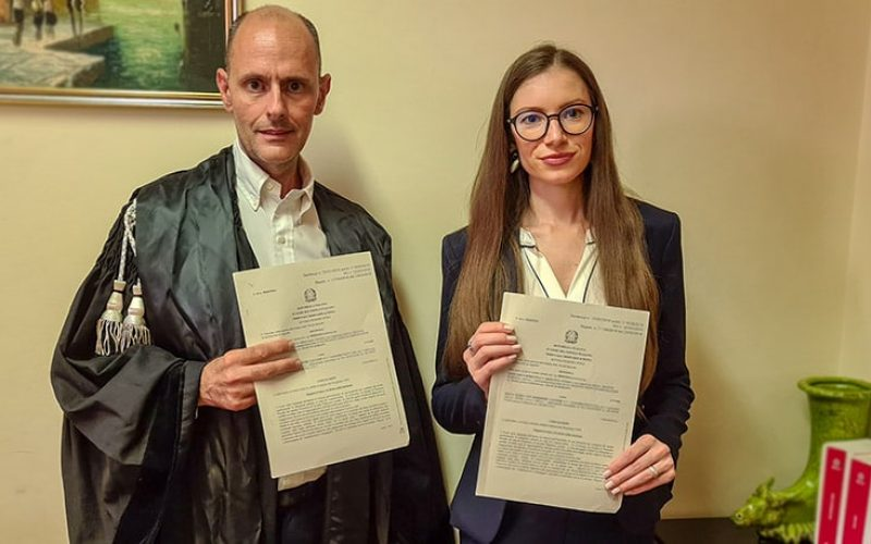 cidadania italiana via judicial materna e paterna advogado em roma